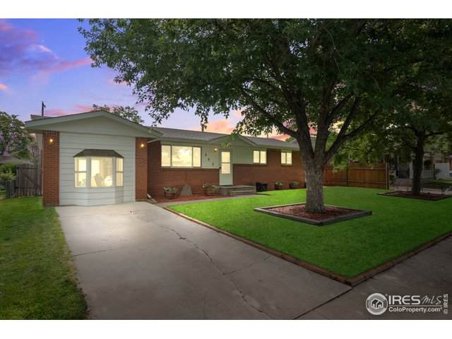 500 36th Ave, Greeley, CO 80634 (MLS #919327) :: 8z Real Estate