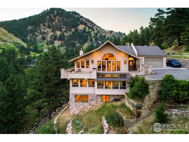 300 Pine Needle Rd, Boulder, CO 80304 (MLS #919335) :: Tracy's Team
