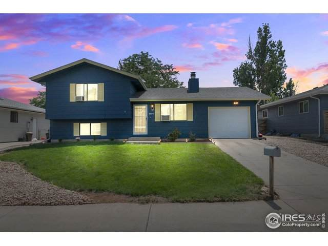 4430 W 7th St, Greeley, CO 80634 (MLS #919347) :: 8z Real Estate