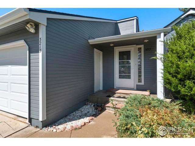 3213 Gatlin St, Fort Collins, CO 80526 (#919351) :: Kimberly Austin Properties