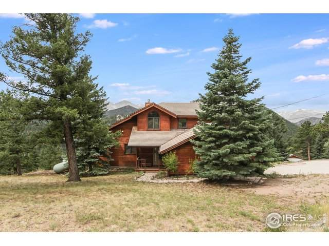 210 Pine Tree Dr, Estes Park, CO 80517 (MLS #919352) :: HomeSmart Realty Group