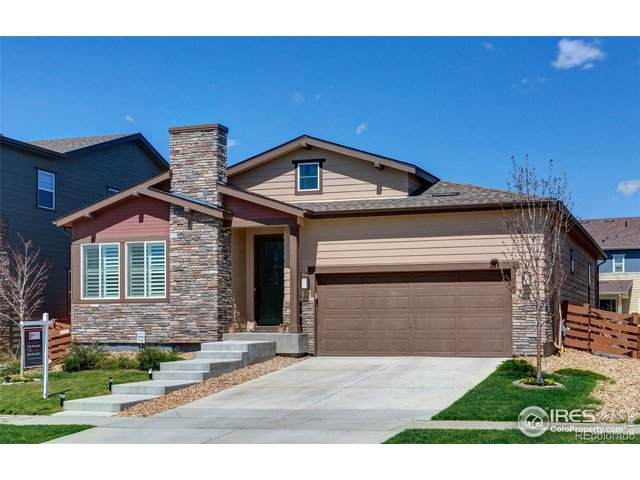 391 Pleades Pl, Erie, CO 80516 (MLS #919379) :: 8z Real Estate