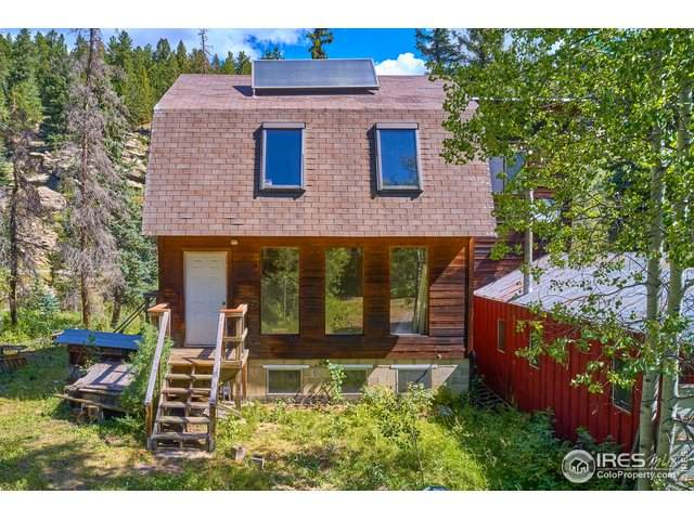 165 Isle Of Pines Rd, Pinecliffe, CO 80471 (MLS #919386) :: 8z Real Estate