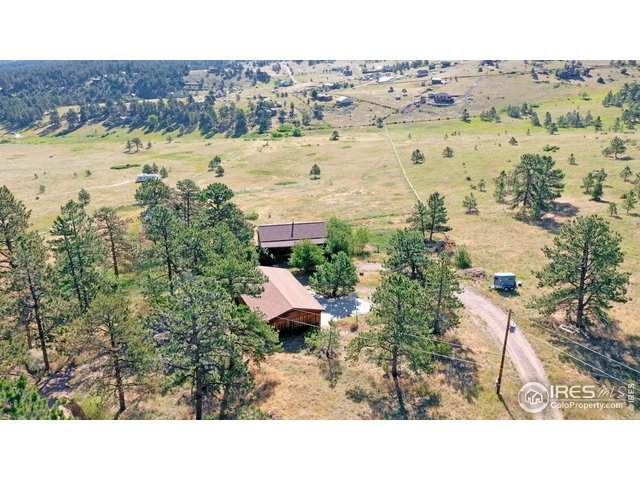68 Lakeview Dr, Drake, CO 80515 (MLS #919401) :: The Sam Biller Home Team