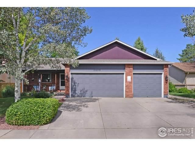 2409 Bismarck Ave, Loveland, CO 80538 (MLS #919423) :: 8z Real Estate