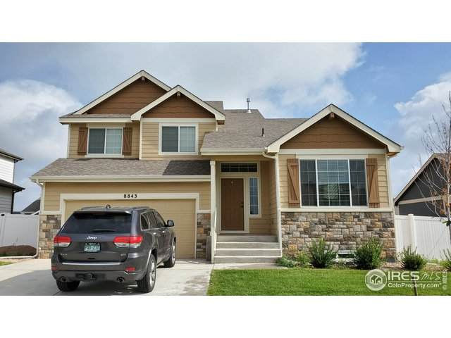 8843 16th St Rd, Greeley, CO 80634 (#919428) :: Kimberly Austin Properties