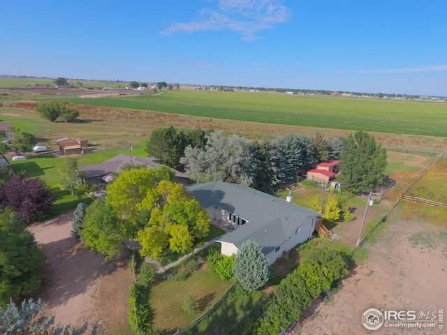 39600 County Road 33, Ault, CO 80610 (MLS #919430) :: Wheelhouse Realty