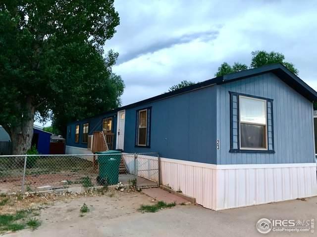 103 N Josephine Ave #23, Milliken, CO 80543 (MLS #919432) :: Wheelhouse Realty