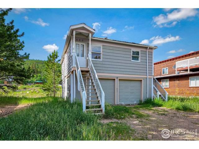 660 W Spruce St, Nederland, CO 80466 (MLS #919457) :: 8z Real Estate