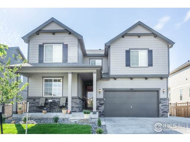 496 Daylily St, Brighton, CO 80601 (MLS #919461) :: 8z Real Estate