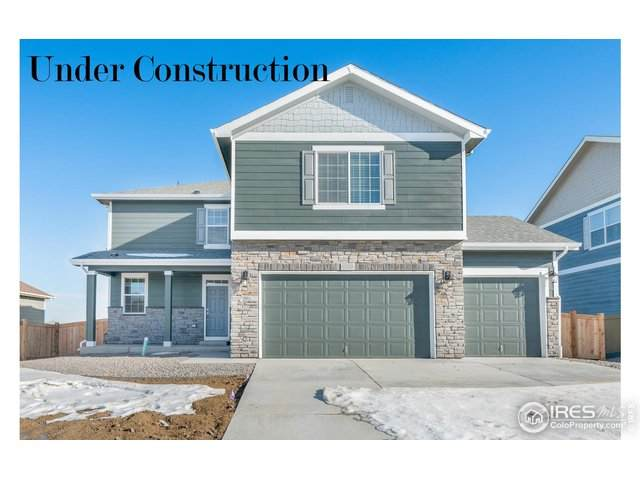 6853 Wild Grass Ln, Wellington, CO 80549 (MLS #919476) :: Kittle Real Estate