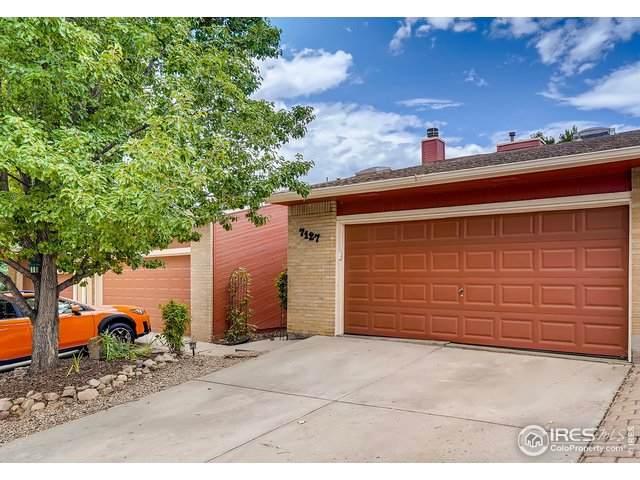 7127 S Bryant St, Littleton, CO 80120 (MLS #919545) :: 8z Real Estate
