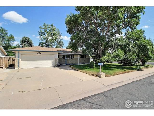 1536 33rd Ave, Greeley, CO 80634 (MLS #919556) :: Wheelhouse Realty