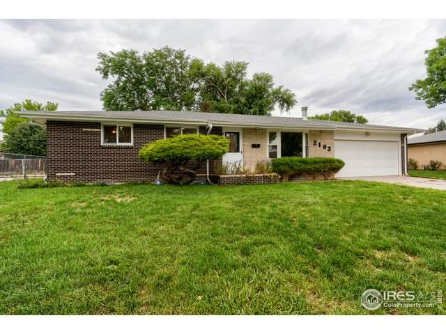 2103 Cameo Ave, Loveland, CO 80538 (MLS #919559) :: Keller Williams Realty