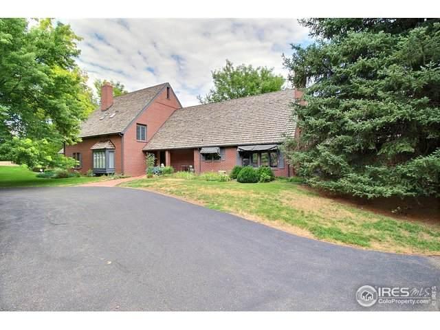 3522 W Wagon Trail Pl, Greeley, CO 80634 (MLS #919568) :: 8z Real Estate