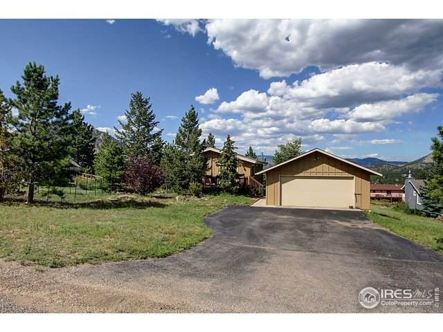 727 Ponderosa Ln, Estes Park, CO 80517 (MLS #919570) :: Tracy's Team
