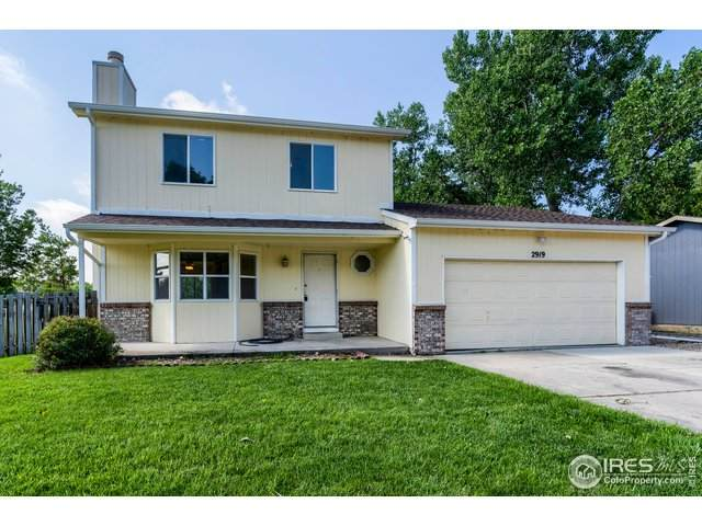 2919 Pleasant Valley Rd, Fort Collins, CO 80521 (MLS #919571) :: 8z Real Estate