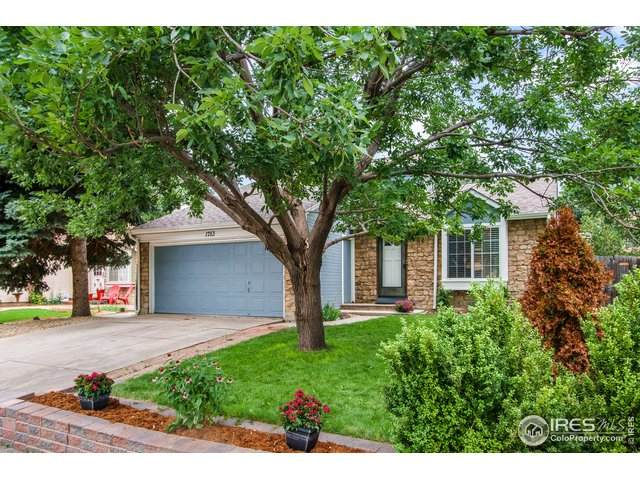 1753 Tulip St, Longmont, CO 80501 (MLS #919597) :: 8z Real Estate