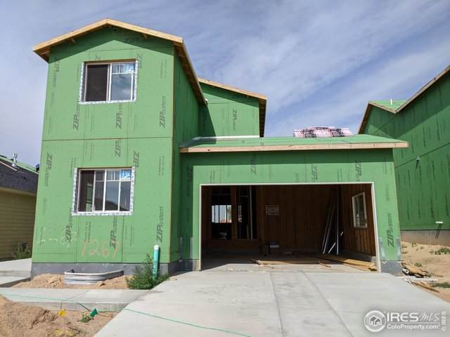 1267 Baker Pass St, Severance, CO 80550 (MLS #919600) :: Downtown Real Estate Partners