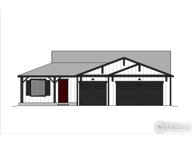 300 Dorothy Dr, Berthoud, CO 80513 (MLS #919604) :: Kittle Real Estate