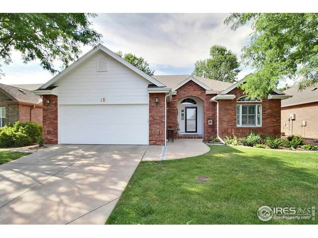 4250 W 16th St #18, Greeley, CO 80634 (MLS #919652) :: 8z Real Estate