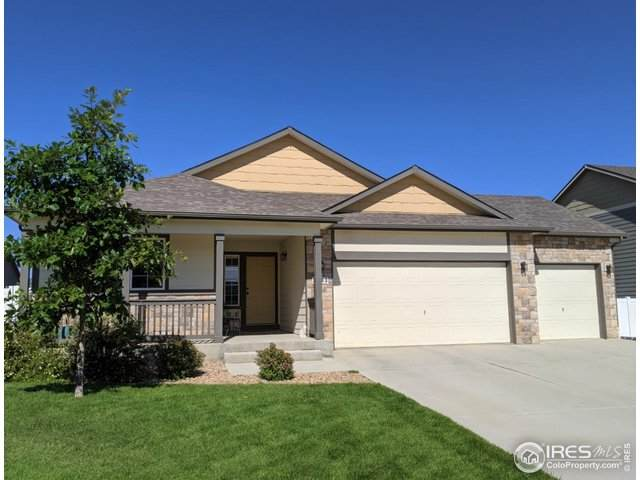 2243 76th Ave Ct, Greeley, CO 80634 (MLS #919657) :: 8z Real Estate