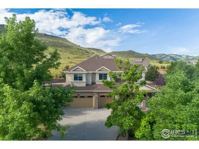 5346 Dunraven Cir, Golden, CO 80403 (MLS #919671) :: 8z Real Estate