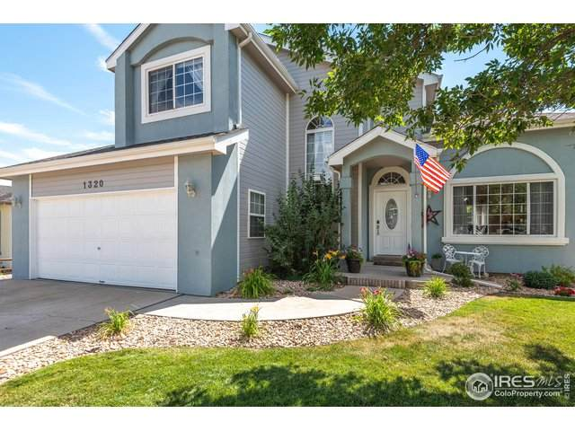 1320 51st Ave, Greeley, CO 80634 (MLS #919693) :: 8z Real Estate