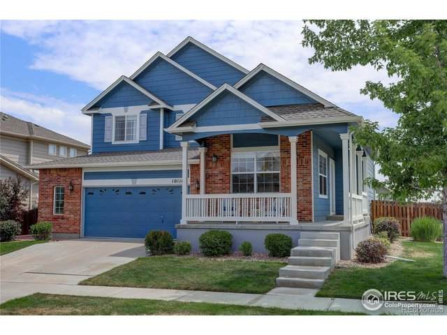 10110 Jasper St, Commerce City, CO 80022 (#919698) :: Peak Properties Group