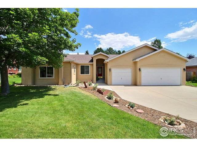 1452 43rd Ave, Greeley, CO 80634 (MLS #919716) :: 8z Real Estate
