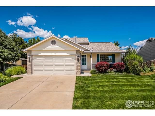 1452 Cedarwood Dr, Longmont, CO 80504 (MLS #919720) :: 8z Real Estate