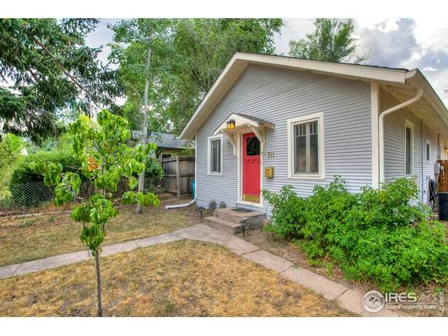311 Pearl St, Fort Collins, CO 80521 (MLS #919723) :: Downtown Real Estate Partners
