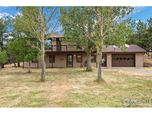 8727 Ranch Rd, Loveland, CO 80537 (#919724) :: Re/Max Structure