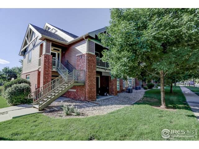 2450 Windrow Dr #208, Fort Collins, CO 80525 (MLS #919734) :: Jenn Porter Group