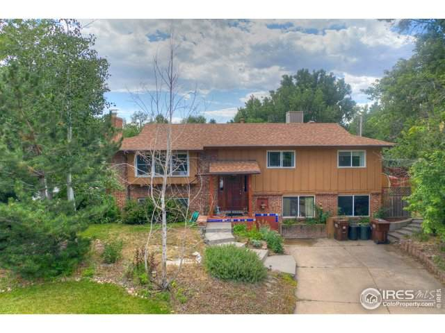 805 Orman Dr, Boulder, CO 80303 (#919739) :: The Brokerage Group