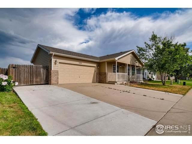1354 S Cattleman Dr, Milliken, CO 80543 (MLS #919772) :: 8z Real Estate