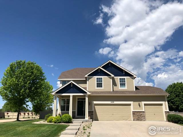 5439 Rabbit Creek Rd, Fort Collins, CO 80528 (#919797) :: The Brokerage Group