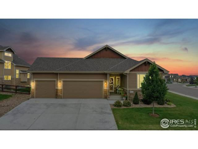 812 Shade Tree Dr, Windsor, CO 80550 (MLS #919799) :: Kittle Real Estate