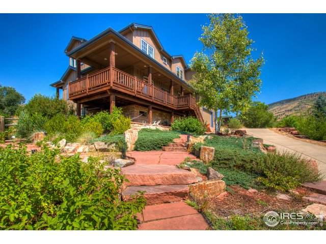 1013 Steamboat Valley Rd, Lyons, CO 80540 (MLS #919807) :: Keller Williams Realty