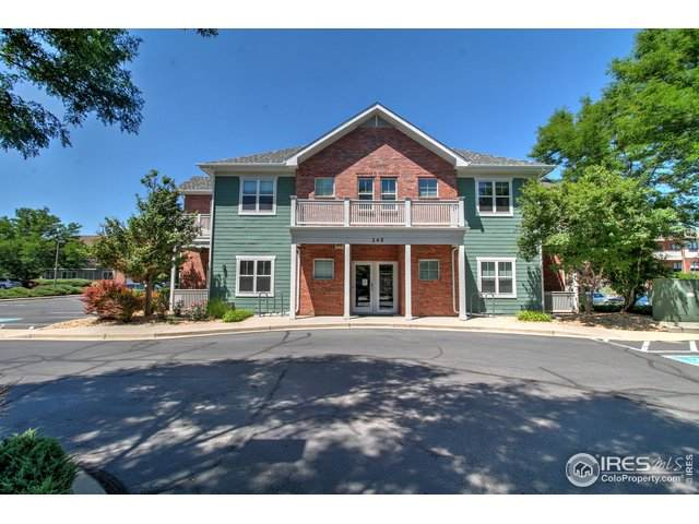245 Century Cir #206, Louisville, CO 80027 (MLS #919812) :: Fathom Realty