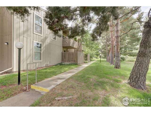 8060 Niwot Rd 65E, Niwot, CO 80503 (MLS #919824) :: Kittle Real Estate