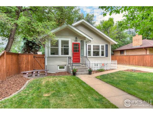 420 S Loomis Ave, Fort Collins, CO 80521 (MLS #919840) :: 8z Real Estate