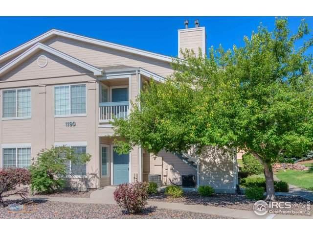 1190 Opal St #101, Broomfield, CO 80020 (MLS #919852) :: 8z Real Estate