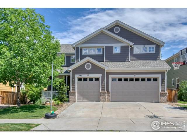 1921 Tamarak Way, Erie, CO 80516 (MLS #919854) :: 8z Real Estate