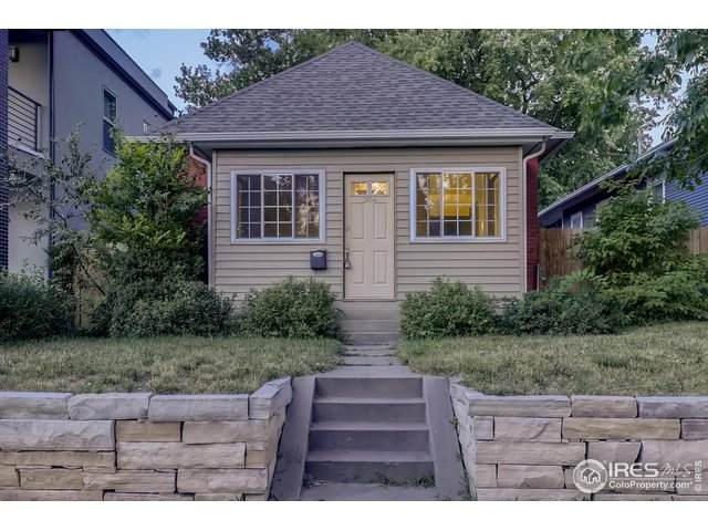 3854 Xavier St, Denver, CO 80212 (MLS #919872) :: 8z Real Estate