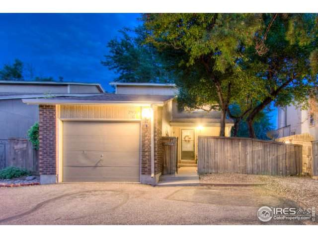 2937 Rams Ln C, Fort Collins, CO 80526 (MLS #919882) :: Jenn Porter Group