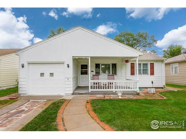 818 Grant St, Fort Morgan, CO 80701 (MLS #919884) :: 8z Real Estate