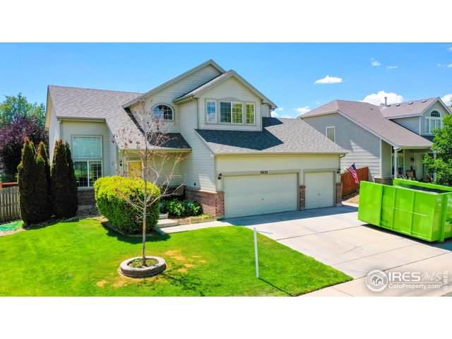 3652 Barnard Ln, Johnstown, CO 80534 (#919907) :: The Margolis Team