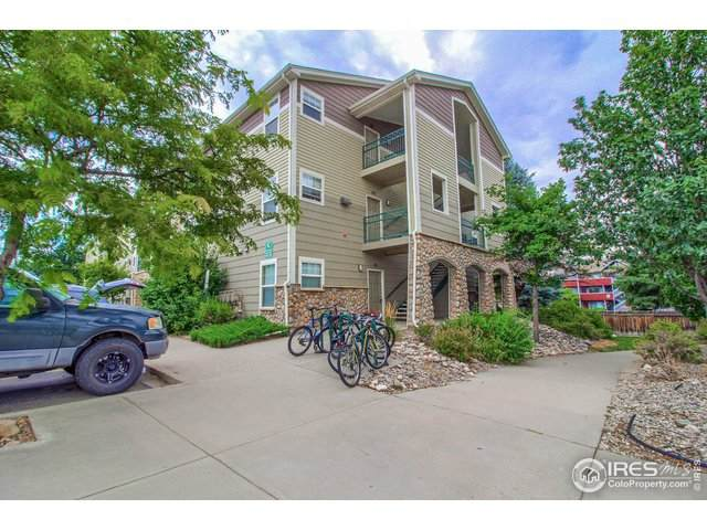 2226 W Elizabeth St #102, Fort Collins, CO 80521 (MLS #919919) :: Jenn Porter Group