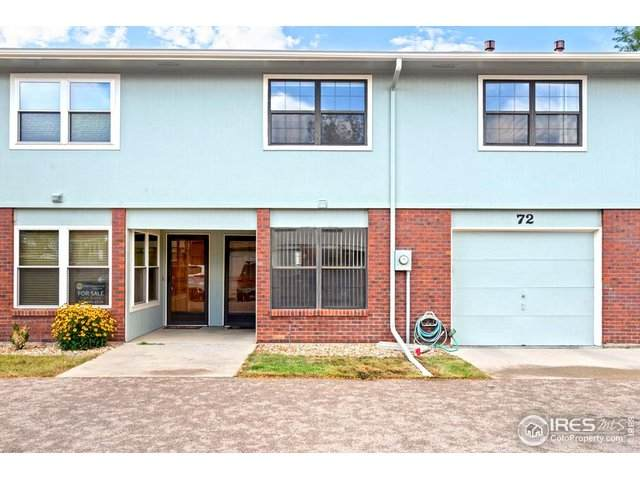 3405 W 16th St #72, Greeley, CO 80634 (MLS #919925) :: Bliss Realty Group